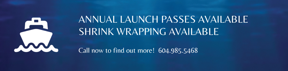 Annual Launch Pass & Shrink Wrap